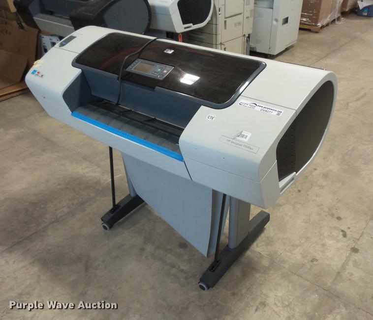 HP T1100ps photo printer