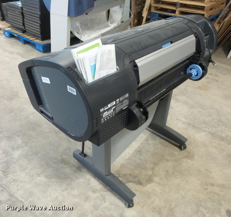 HP Z2100 photo printer