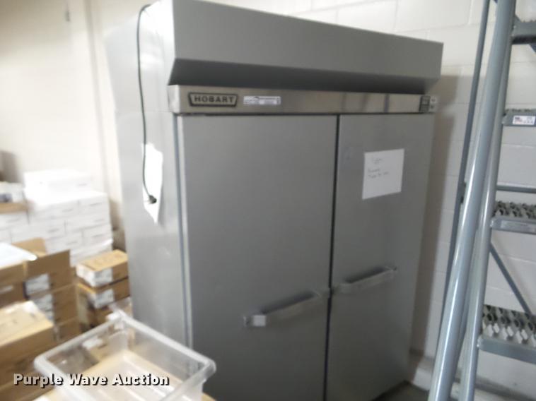 Hobart 02 refrigerator