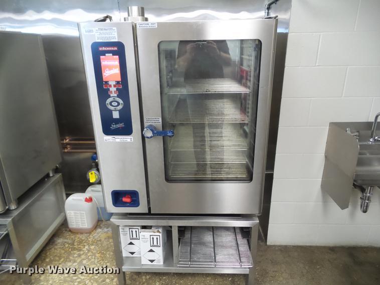2010 Eloma Genius T10-11 oven