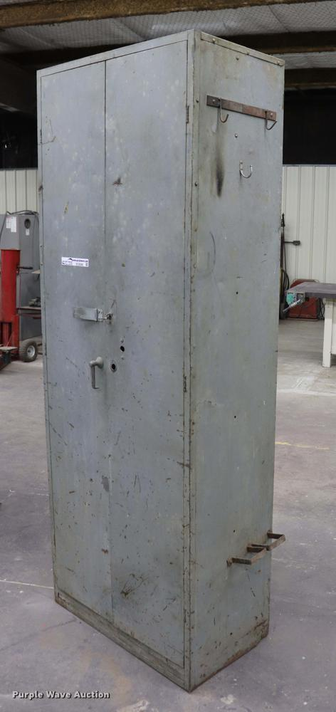 Do All steel supply cabinet