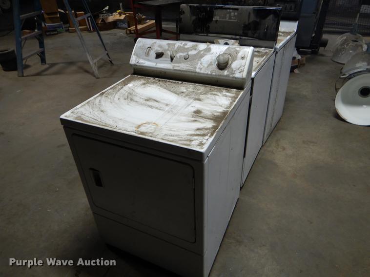 (3) appliances