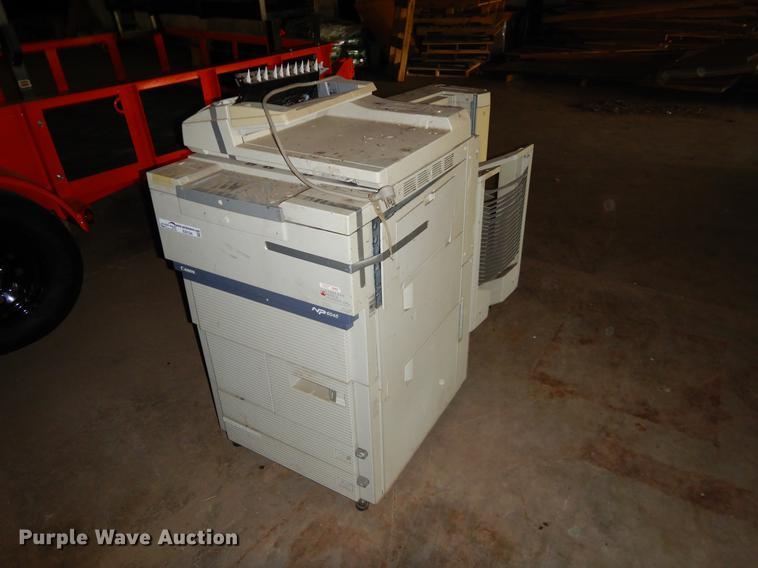 (2) Cannon NP6545 copy machines