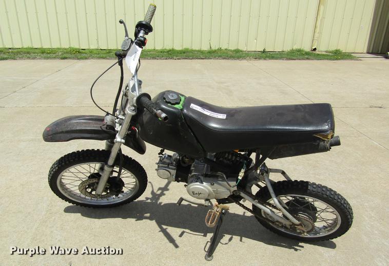 2005 Baja dirt bike