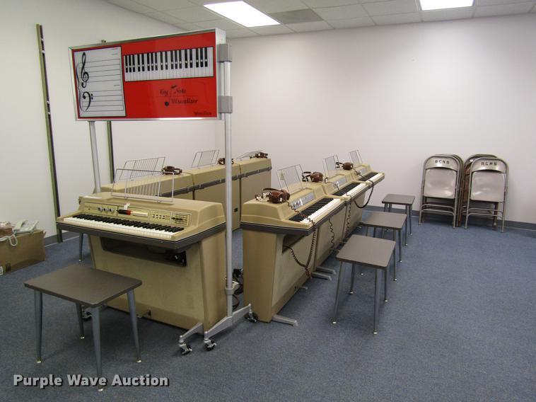 Wurlitzer keynote visualizer training center