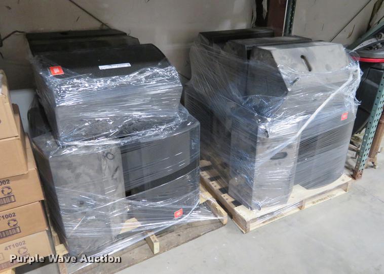 (22) JBL Marquis Series MS112 speakers