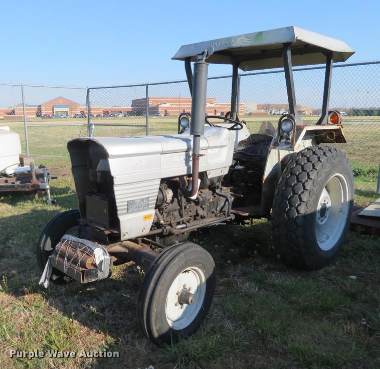 White 2-50 Field Boss tractor