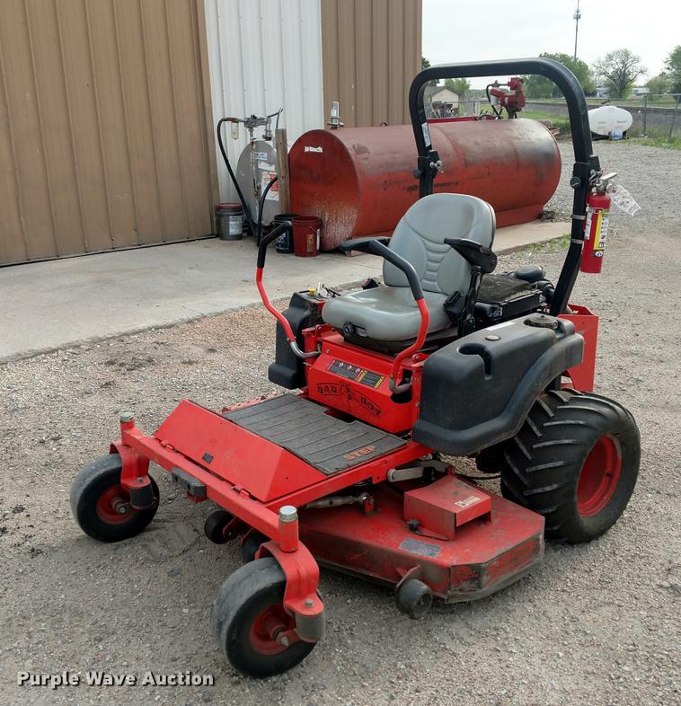 Bad Boy ZTR lawn mower