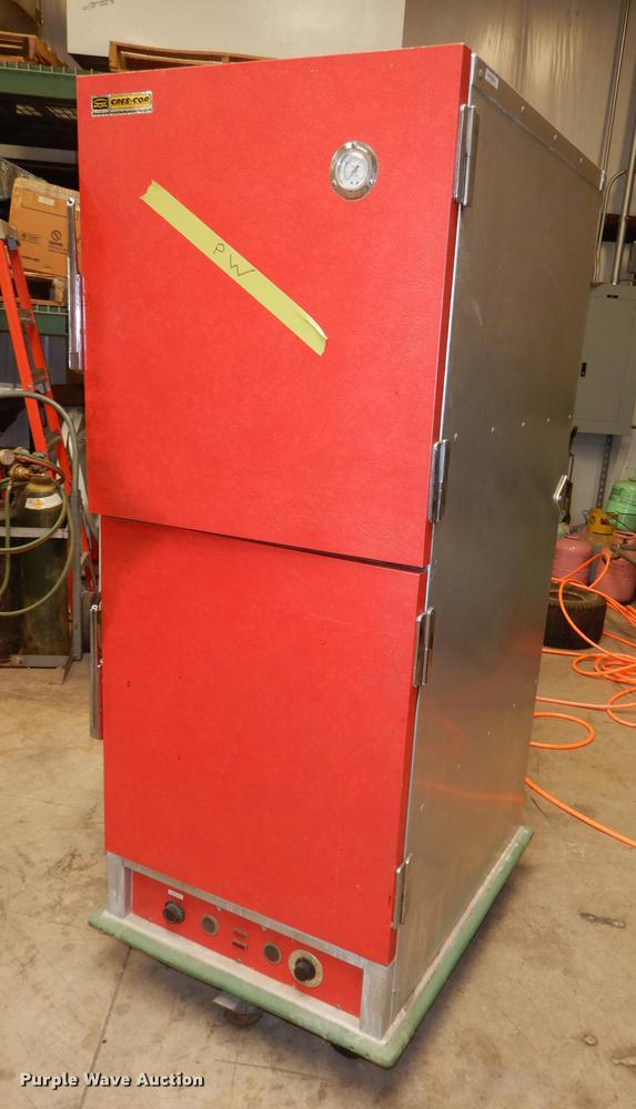 Cres-Cor hot box