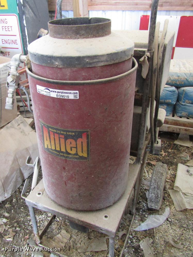 Allied pressure washer/steam cleaner
