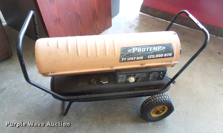 Protemp heater