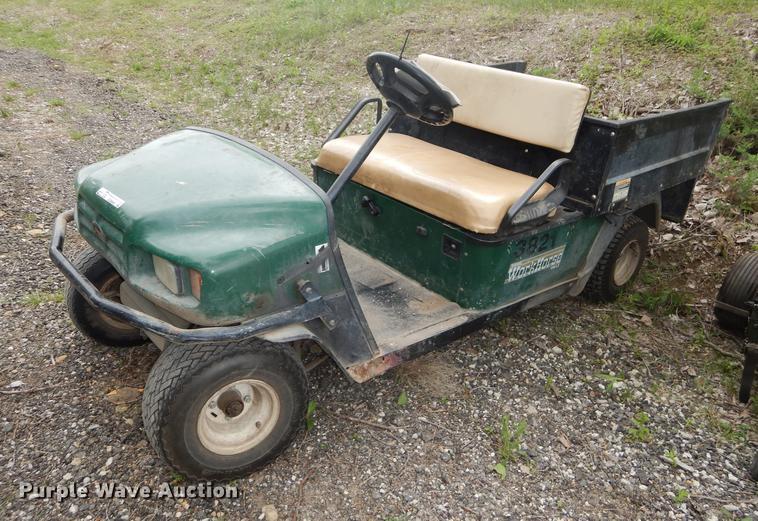 1999 EZ GO Workhorse Lx cart
