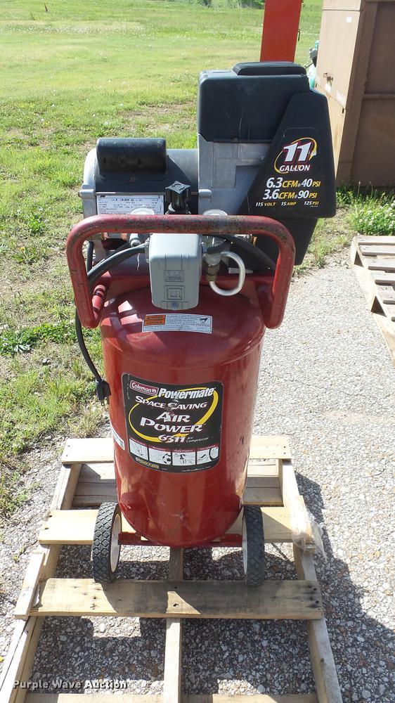 (3) air compressors