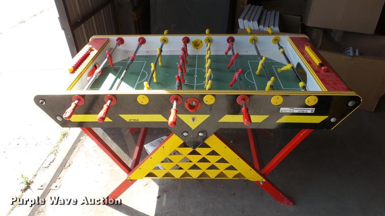 Garlando fooseball table