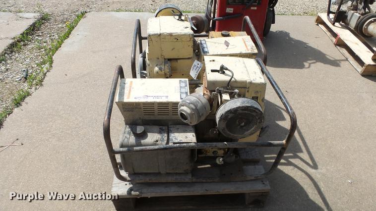 (2) Kohler Power Pro 5000 generators