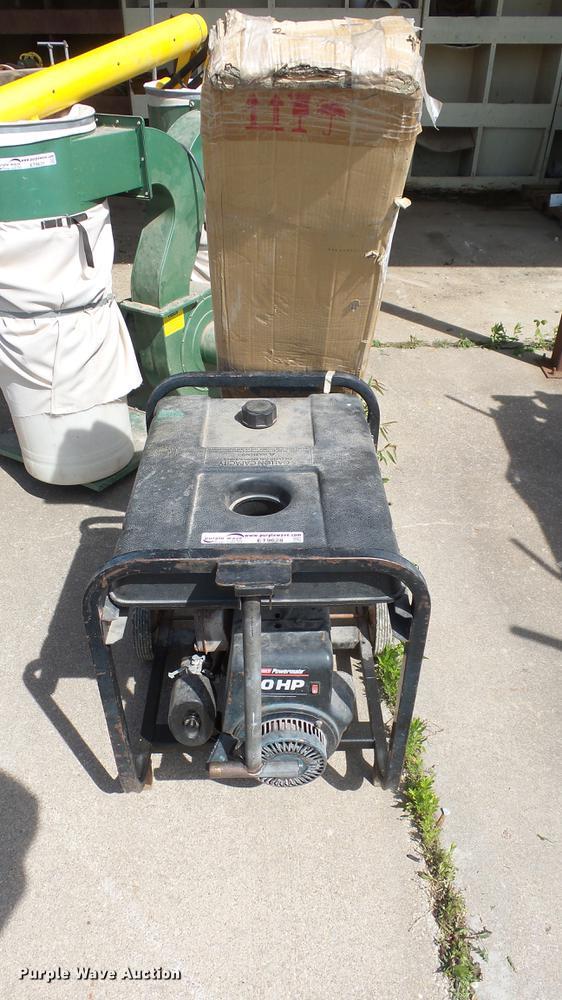 Coleman Maxa 5000 generator
