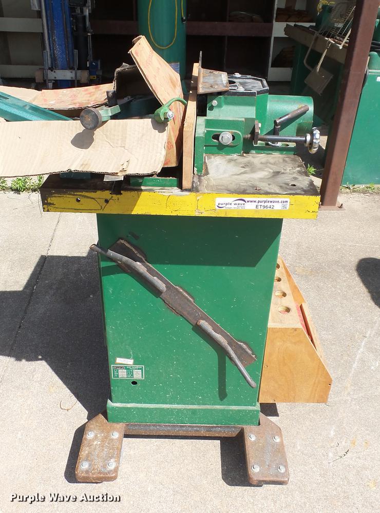Woodtek shaper