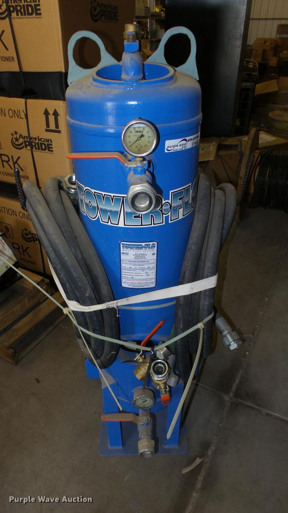 Tower-Flo water filter system