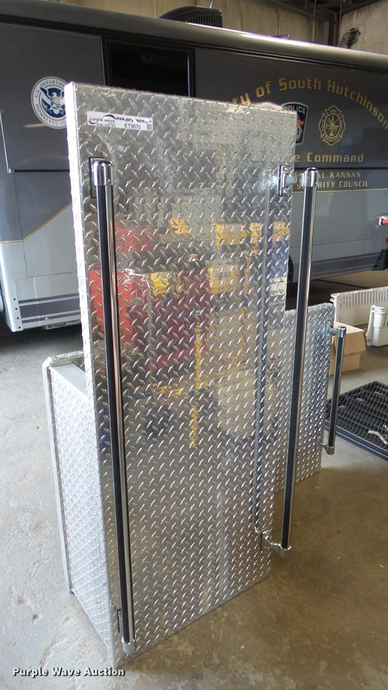 Unruh Fire ATV medical box