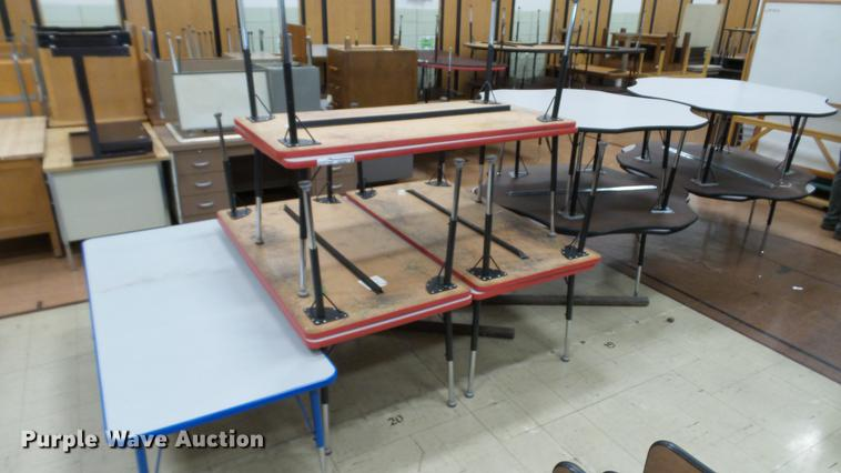(13) tables