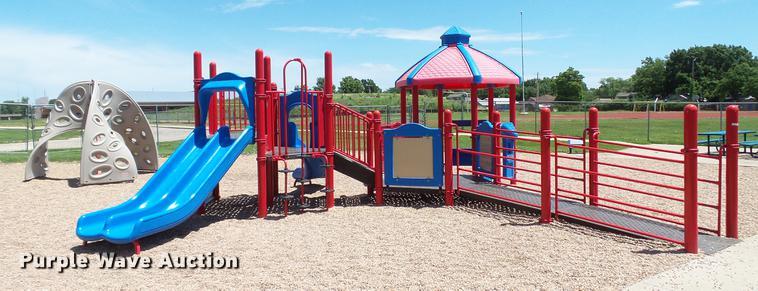 Little Tikes Pla-Hrd playground equipment