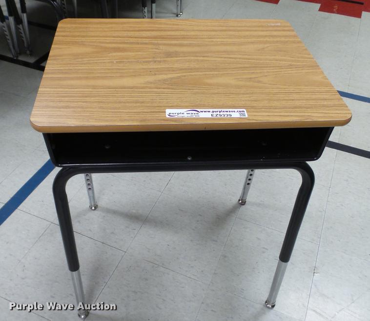 Approximately 65 desks