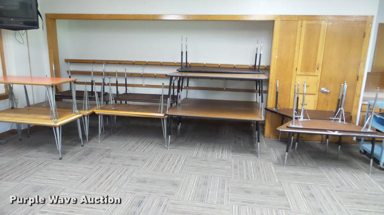 Approximately 24 tables