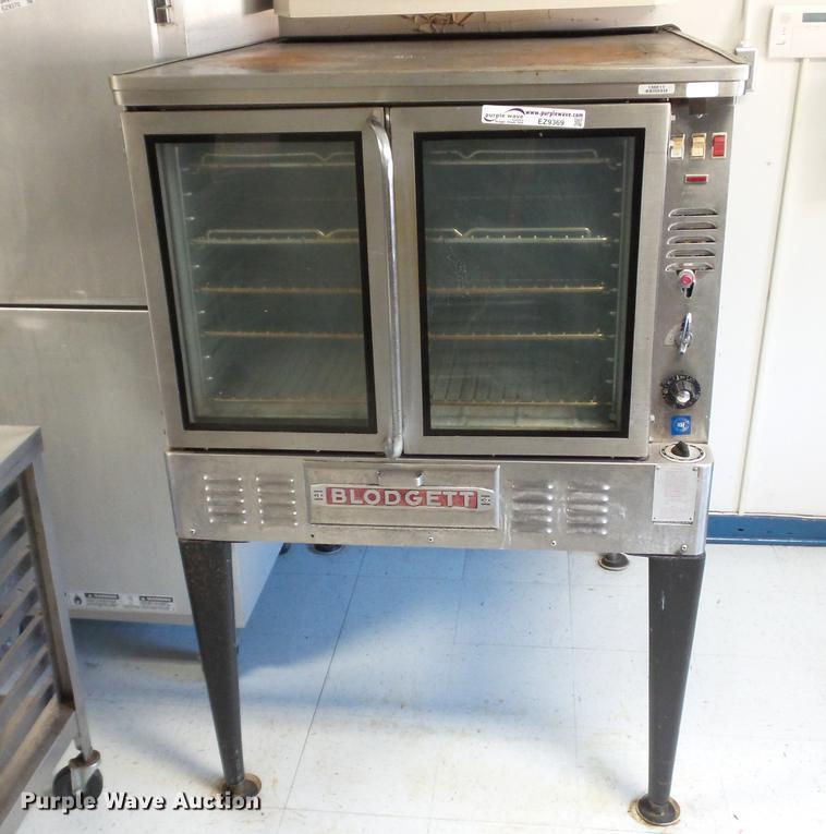 Blodgett stainless steel oven