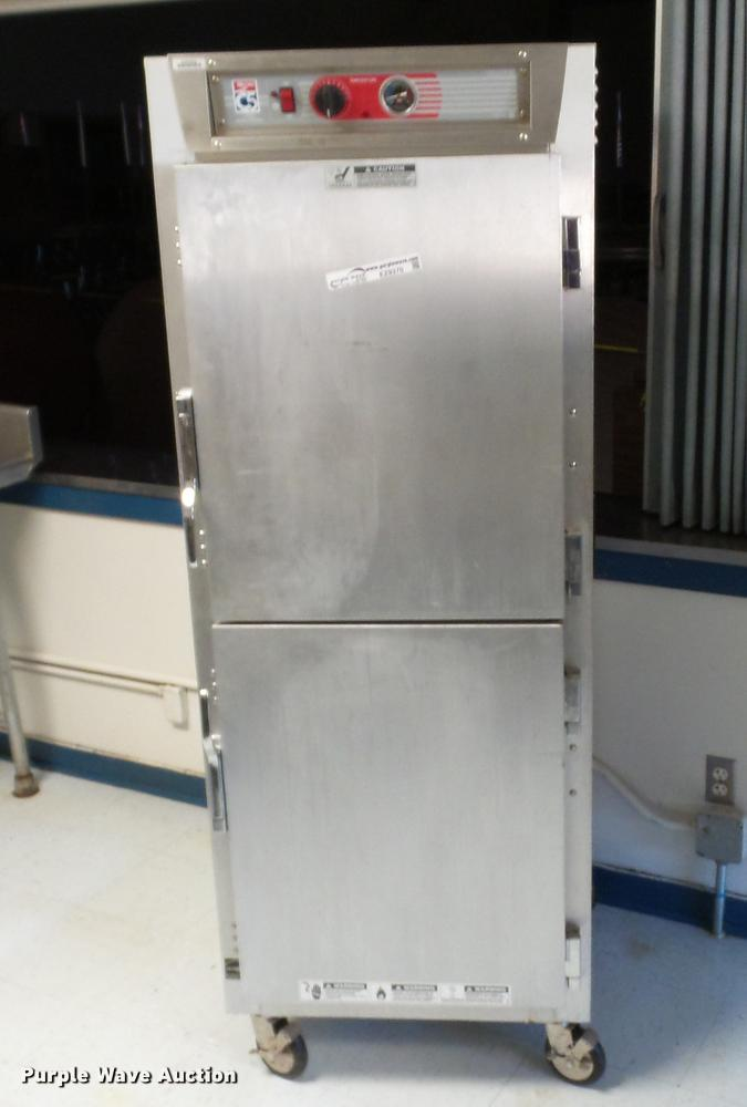 Metro stainless steel heated cabinet