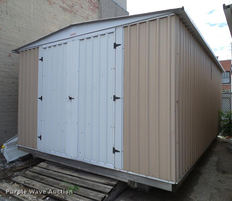 Madden storage shed