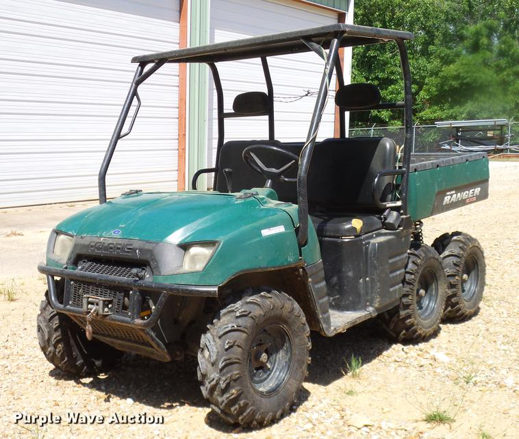 2005 Polaris Ranger utility vehicle