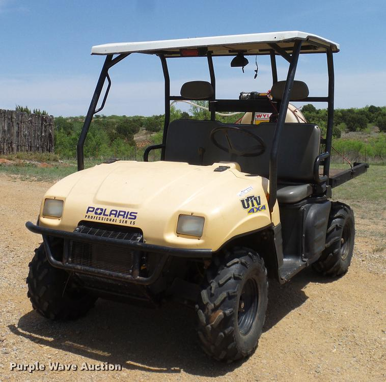 2003 Polaris Ranger utility vehicle