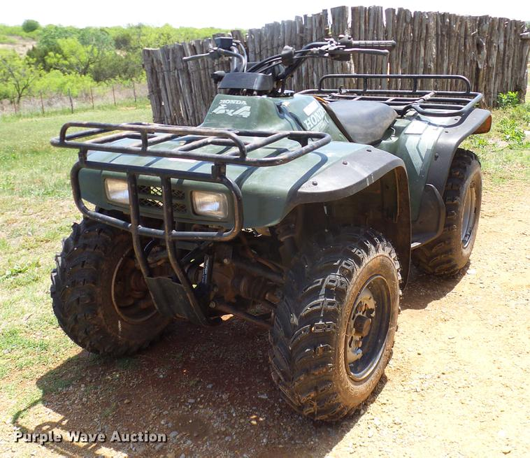 1994 Honda Four Trax 300 ATV