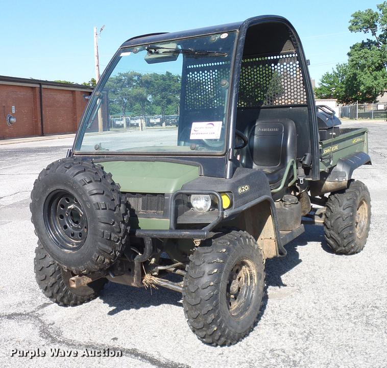 2007 John Deere Gator 620i utility vehicle