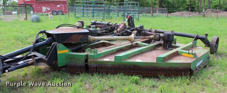 Cimarron rotary mower