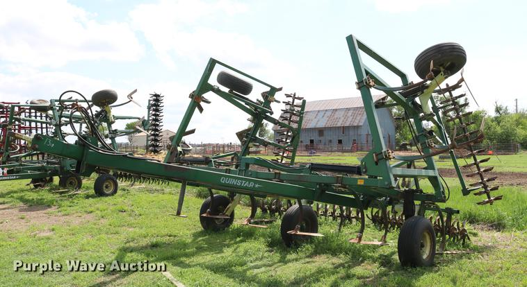 QuinStar FM428 field cultivator