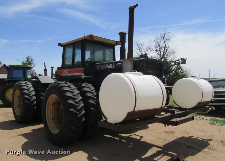 1979 Versatile 835 4WD tractor