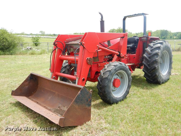2005 McCormick C90 tractor