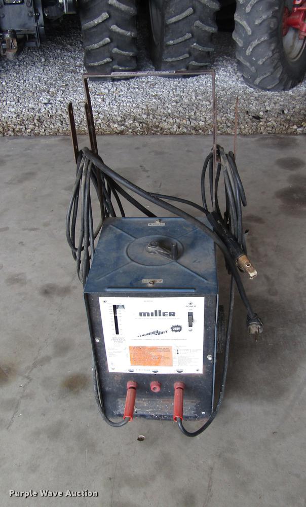 Miller Thunderbolt AC welder