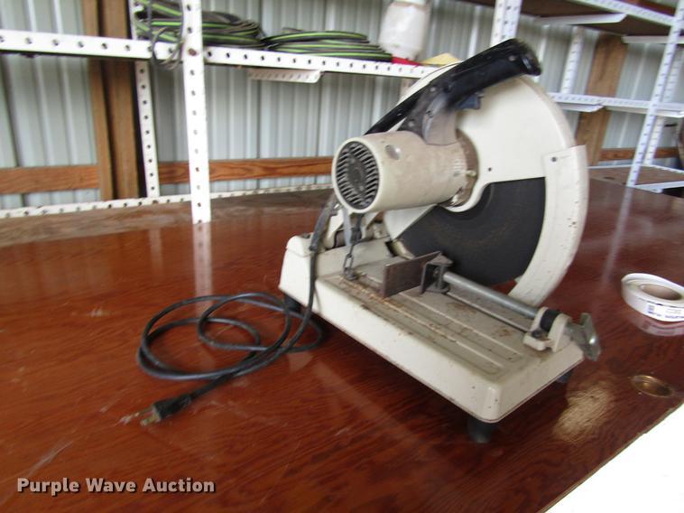 Makita metal chop saw