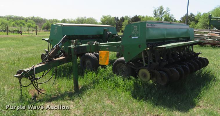Great Plains Solid Stand 30 grain drill