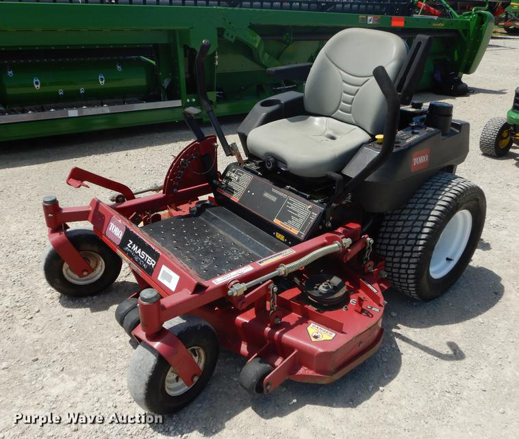 Toro Z Master ZTR lawn mower
