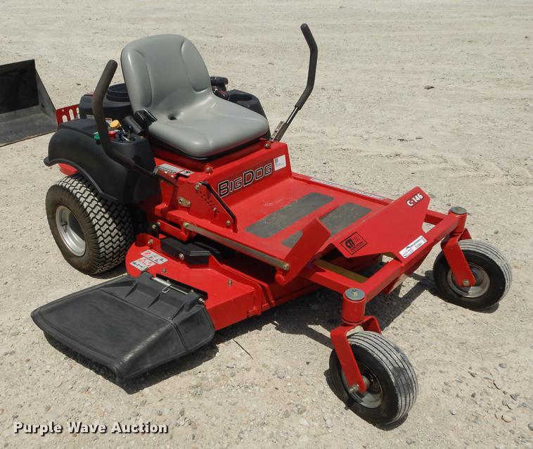 Big Dog C146 ZTR lawn mower