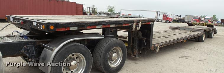 1998 XL Specialized double drop deck trailer