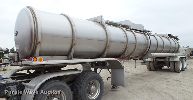 2008 Polar tank trailer
