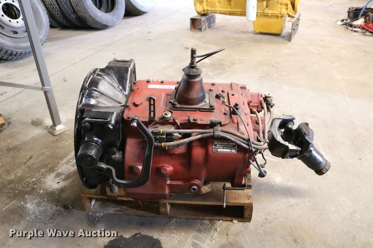 Eaton Fuller Road Ranger 10 speed manual transmission