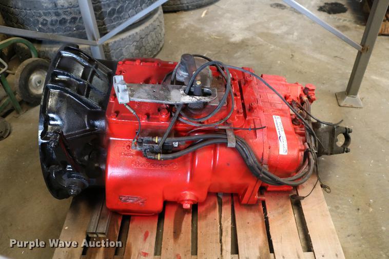 Eaton Fuller Road Ranger 18 speed manual transmission