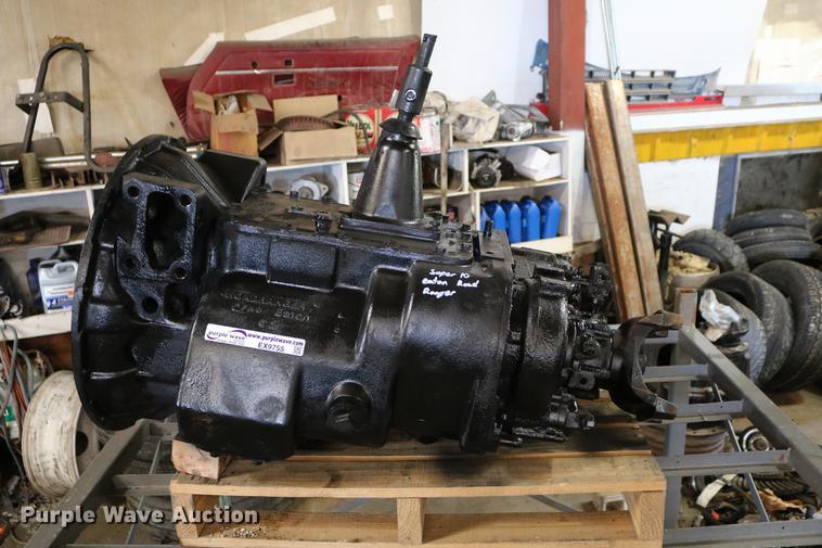 Eaton Fuller Road Ranger Super 10 manual transmission