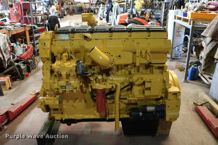 Caterpillar 3406 14.6L L6 turbo diesel engine