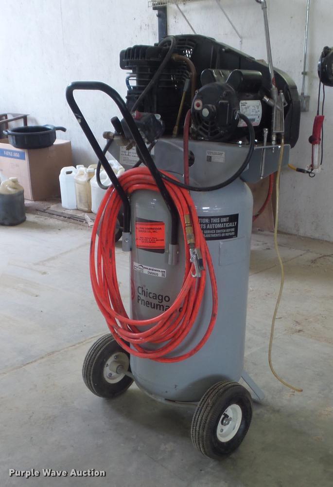 Chicago Pneumatic RCP226VP air compressor